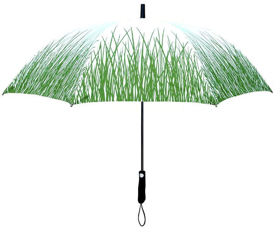 Grass Green Umbrella