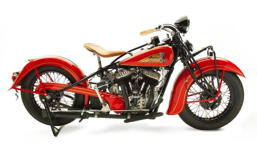 1935 Indian Chief 1 Print Image Indian Motorbike Vintage Indian Motorcycles Indian Motorcycle