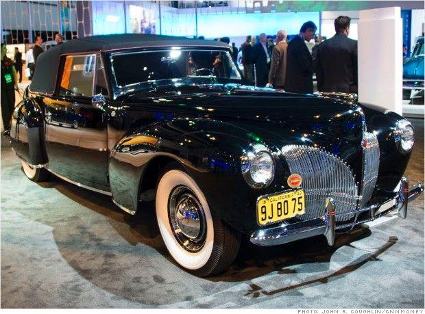 Seven Classic Lincoln Luxury Cars Luxury Cars Pinterest Luxury