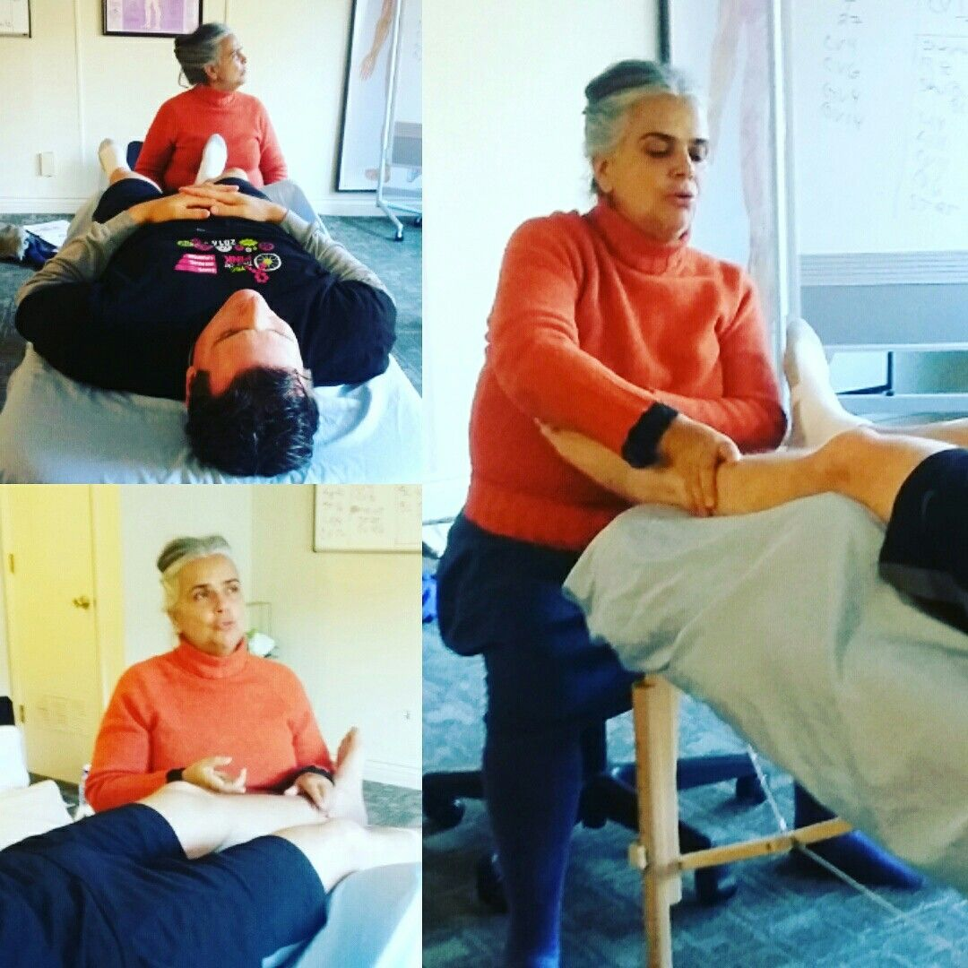Isabel Adkins Oncology Massage Class Holisticmother Massage