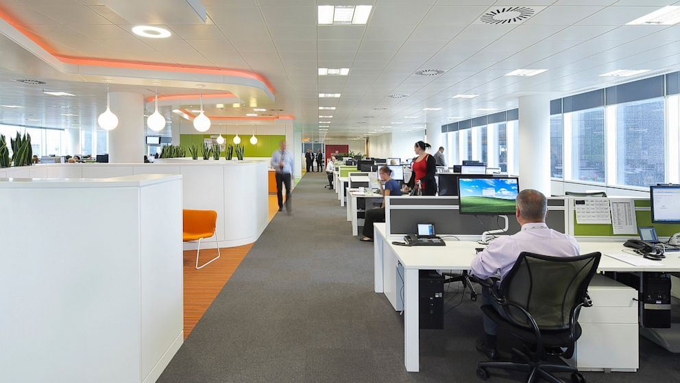 1000 images about open plan office on pinterest open plan offices and open office awesome open office plan coordinated