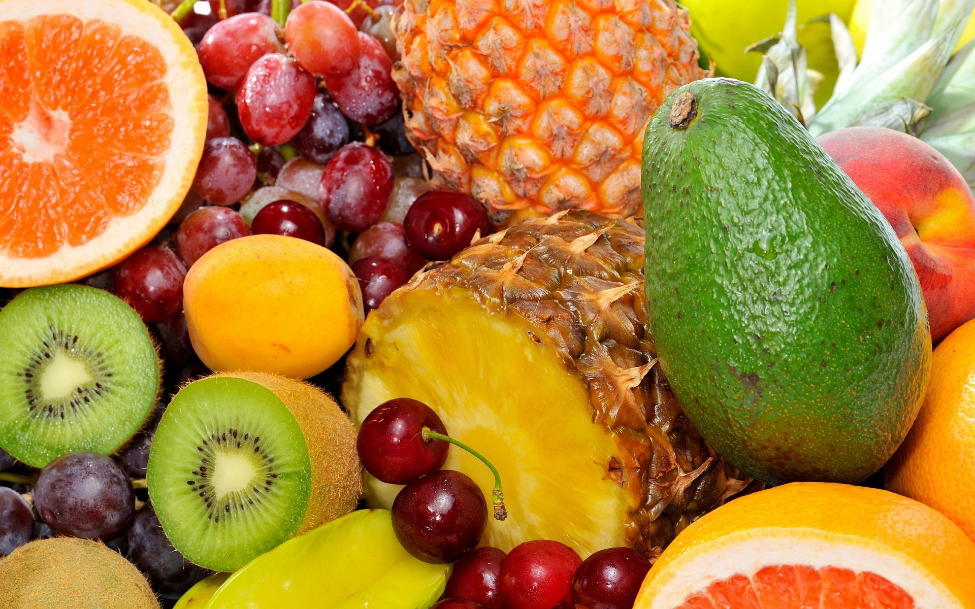 Fresh Fruit HD Desktop Wallpaper available for Free ...