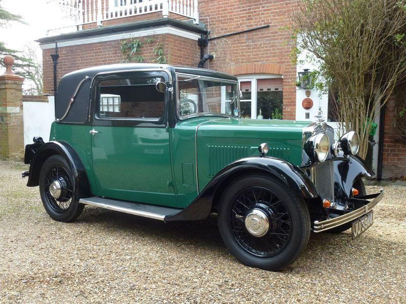 1934 Morris 10/4 Special Coupe Auction - Classic Car Auctions & Sale ...