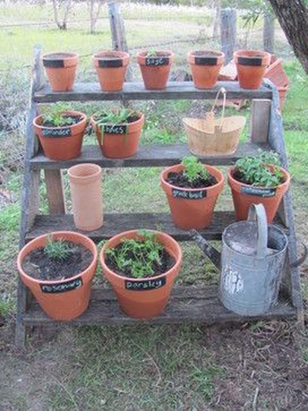 40+ Awesome Diy Plant Shelf Design Ideas To Organize Your ...