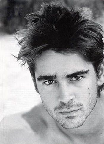 The Most Captivating Celebrity Eyes Men Colin Farrell Farrell Celebrities