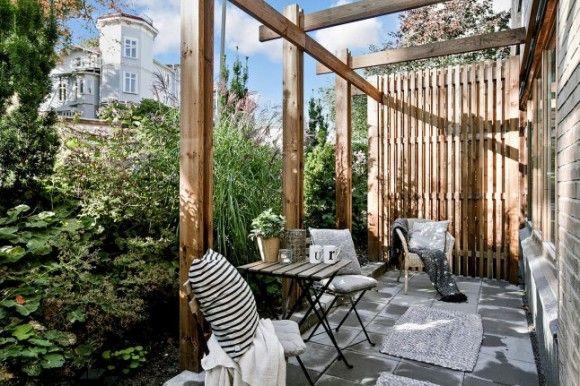 Mini Apartamento De 34m2 Con Terraza Apartamentos Terraza Exterior