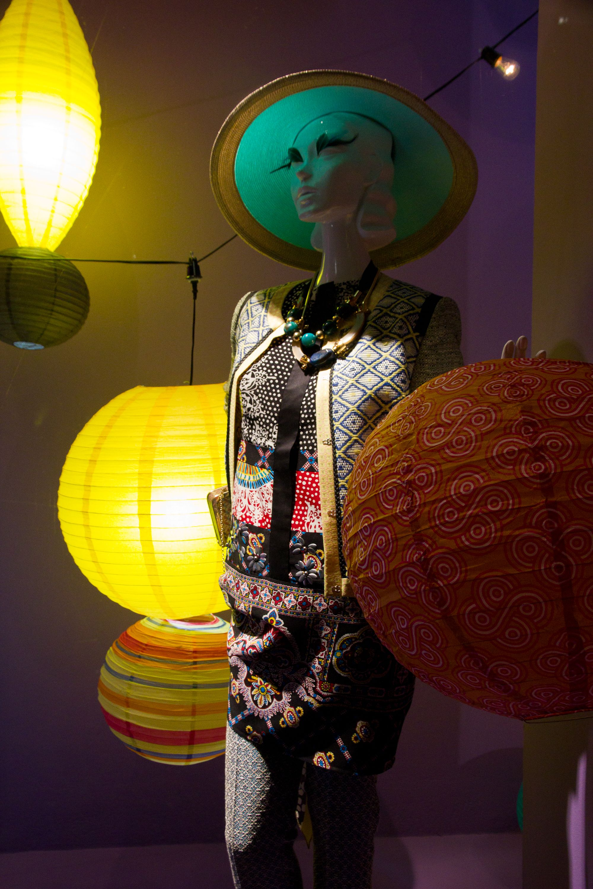 eastern passages inspired #holtswindows #spring