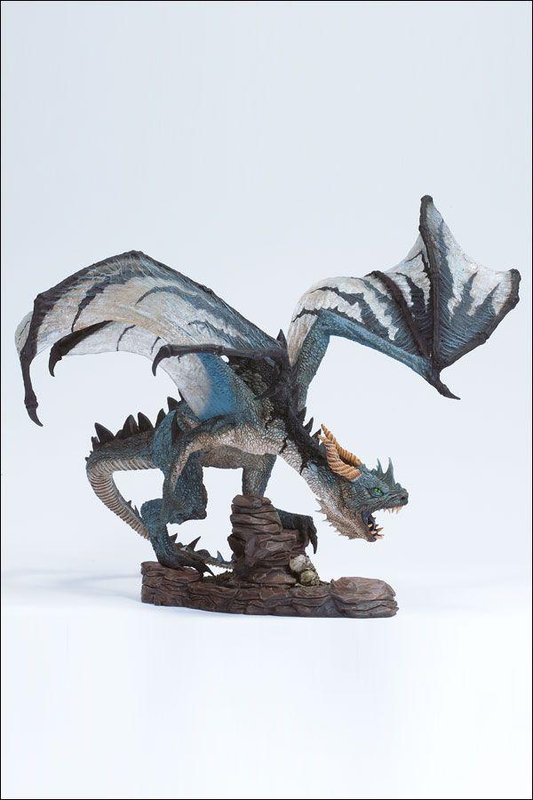 MCFARLANE TOYS DRAGONS QUEST FOR THE LOST KING SERIES 1 Fantasy-Action- & -Spielfiguren SERIES 2 KOMODO DRAGON