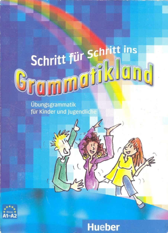 372708868 Schritt F 252 R Schritt Ins Grammatikland Pdf Books How To Memorize Things Poetry Books