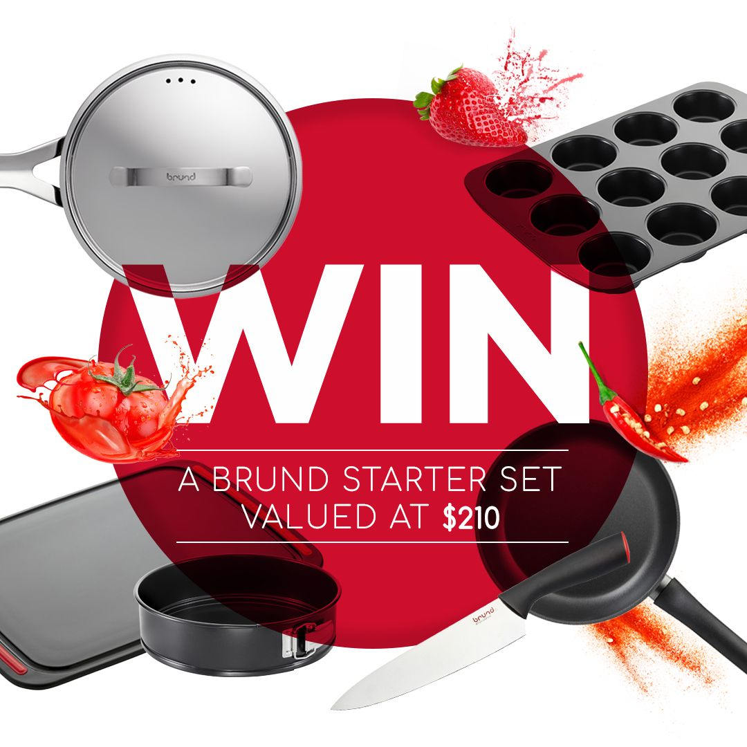 Help Me Win This Awesome Brund Set By Brundbyscanpan Sweepstakes Giveaways Giveaway Contest Giveaway