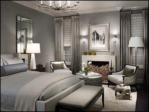 New York Style Apartment Decor Themed Bedroom