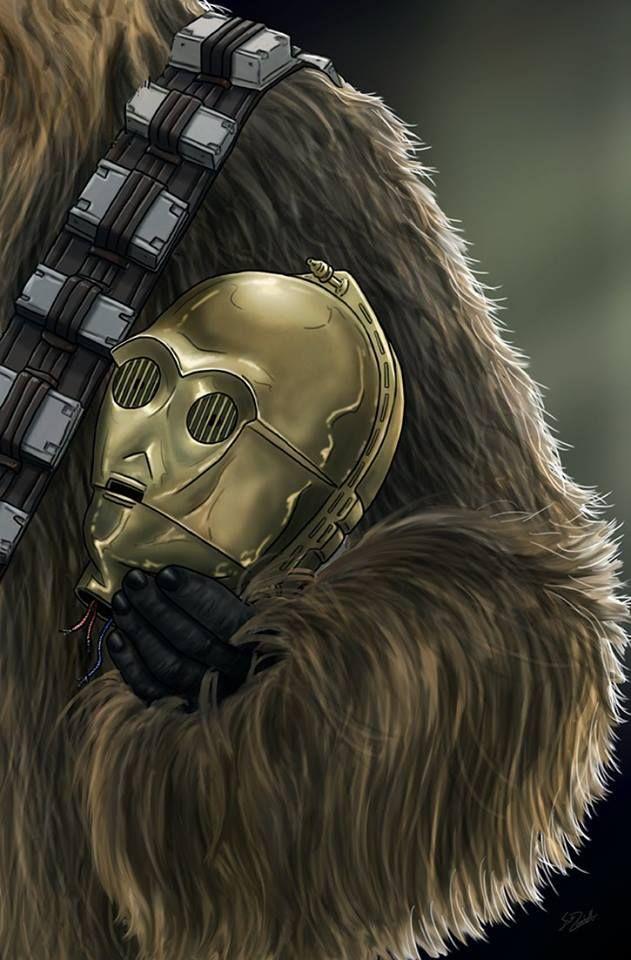 Poor C3PO :/ #StarWars