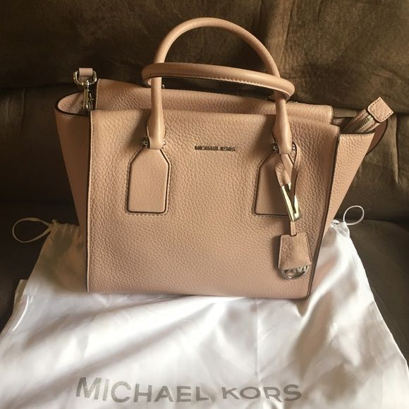 For Whole Family F815d 1aebd Brand New Michael Kors Shelby Never Used