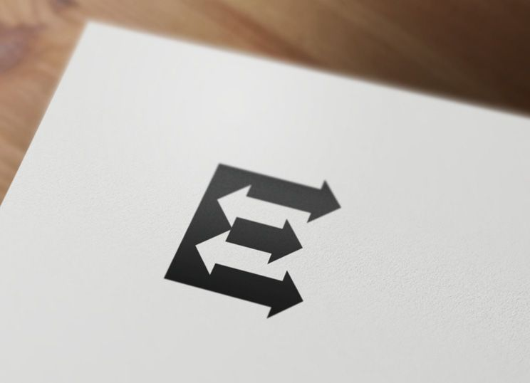 the exchange logo by hazen creative print pinterest nice