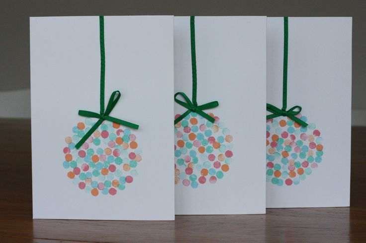 Christmas Card Making Ideas For Kids Part - 39: Creative Handmade Card Ideas For Christmas Godfather Style Beautiful.