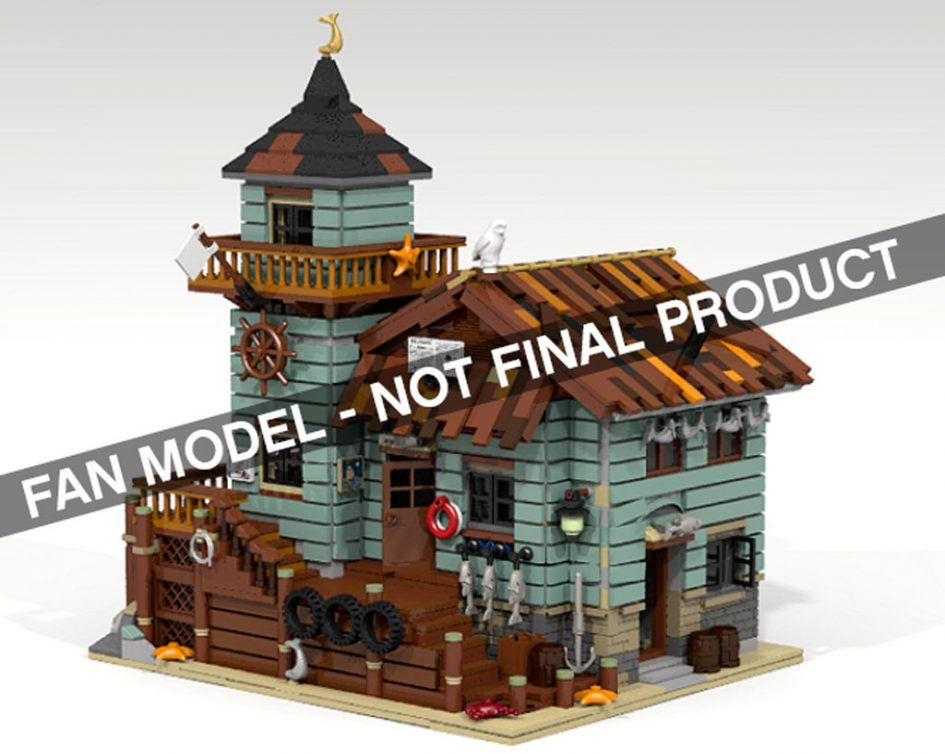 Altes Fischerhaus altes fischerhaus robenanne lego ideas lego