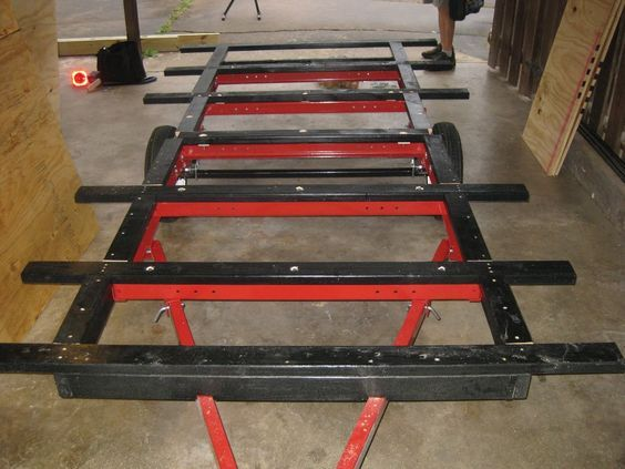 Expand Width Of Harbor Freight Trailer Boats Kayak