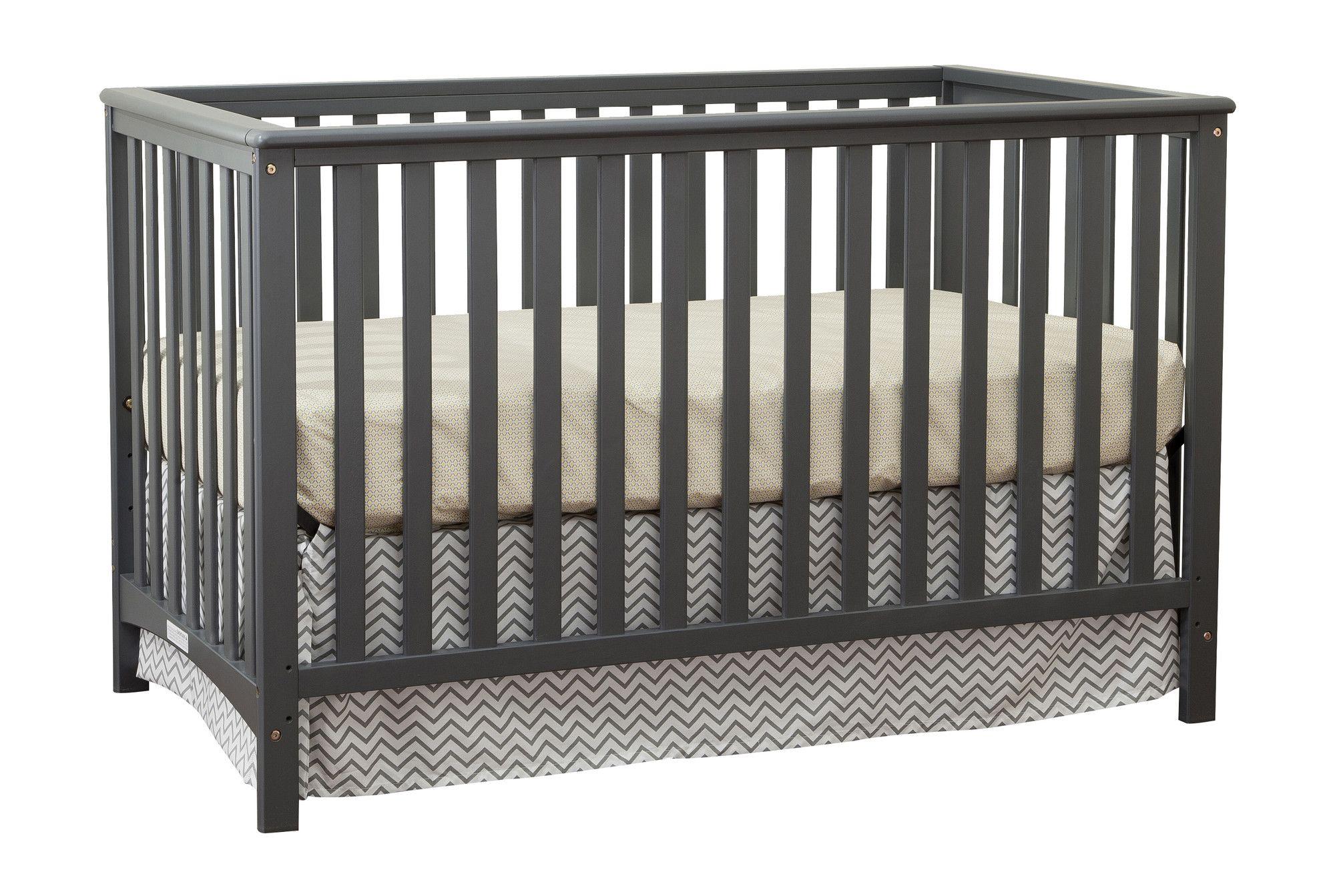 Hillcrest 3 In 1 Convertible Crib Convertible Crib Storkcraft Cribs