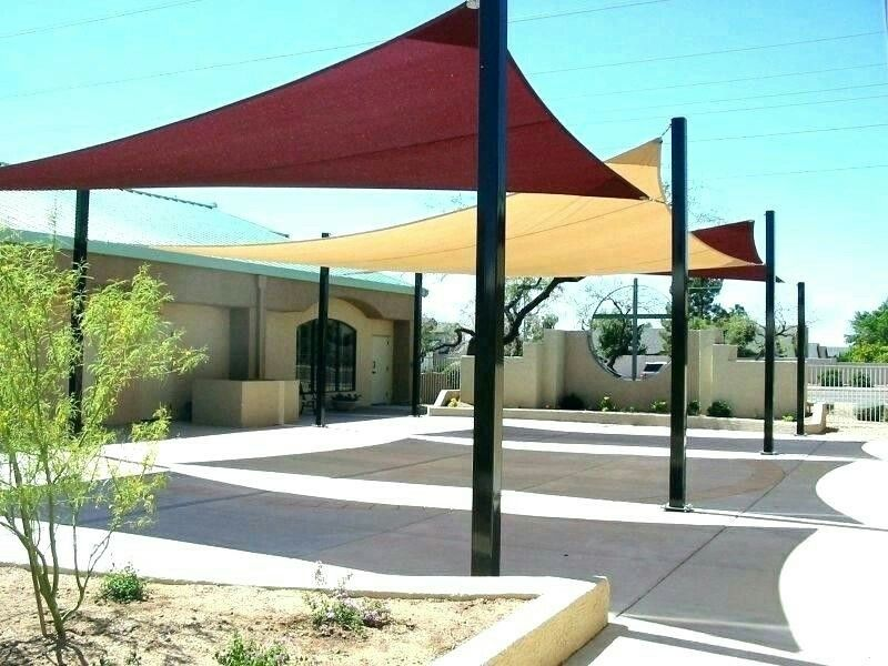 Adapt These Shade Sails Across Windward Residential Deck To Direct Wind Into A House