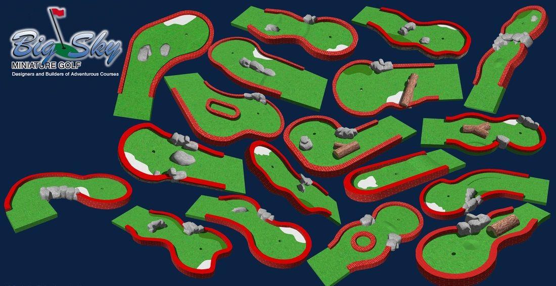 Indoor golf center business plan