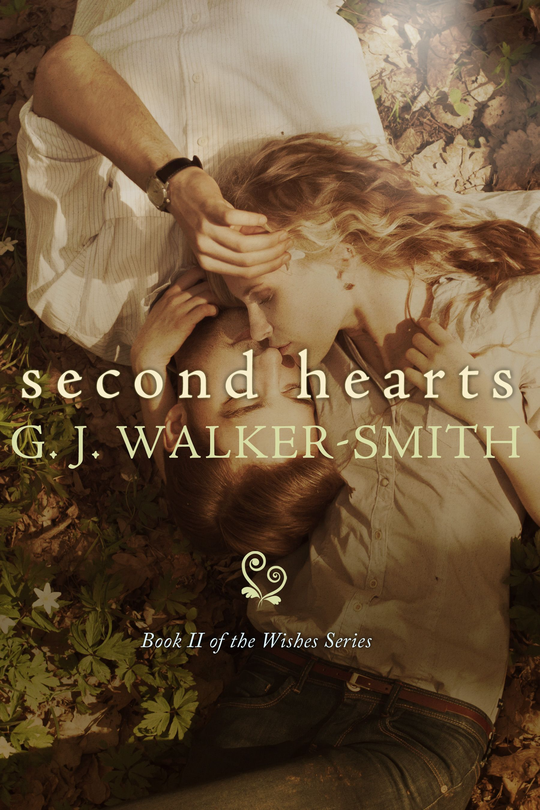 Pin On Second Hearts A Novel By Gj Walker Smith