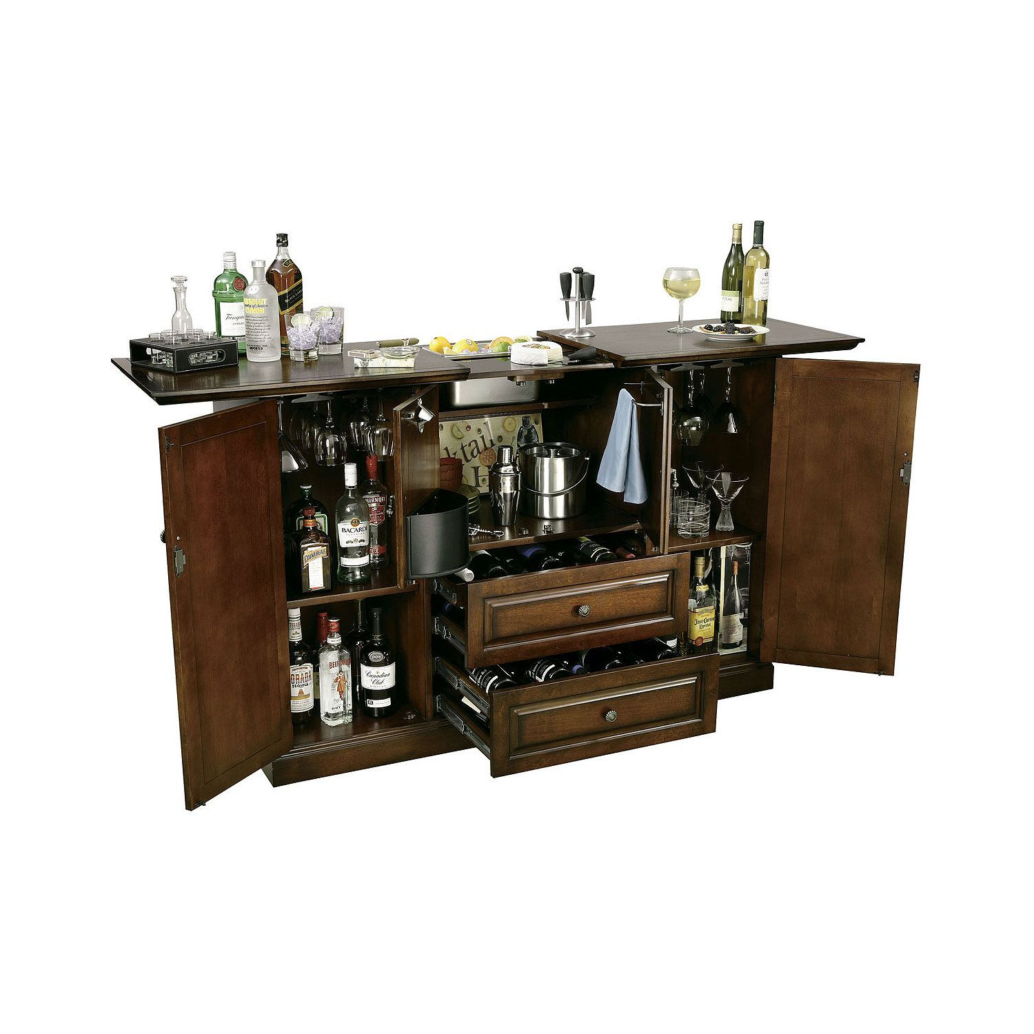 with bar mini size for roomdiy open view modern photos living brick sensational amazing design wall room flooring concept full of diy brown