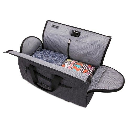 Swissgear Getaway Collection 21 Carry On Duffel With Garment Bag Target