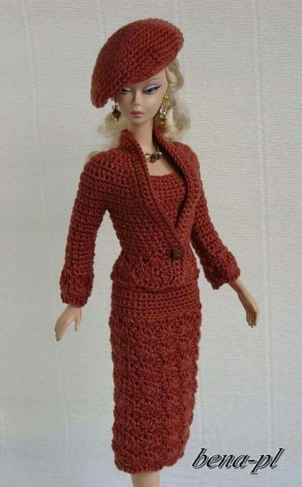 Pin von Bettina Ullrich auf Barbie   Pinterest   Puppen