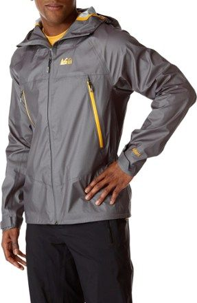 820da57182 Rhyolite Rain Jacket - Men's   Products   Mens rain jacket, Rain ...