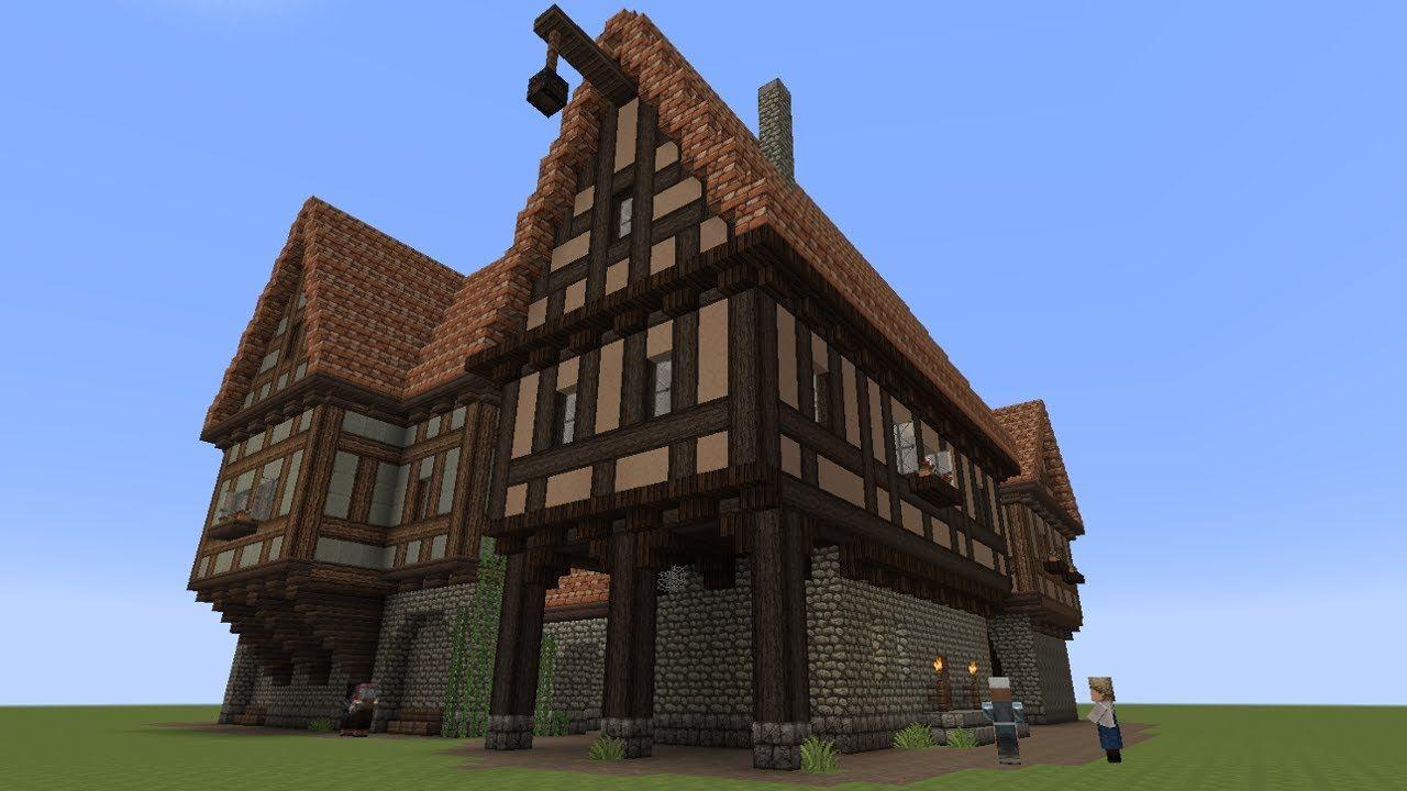 minecraft medieval tavern - Google Search | minecraft ...