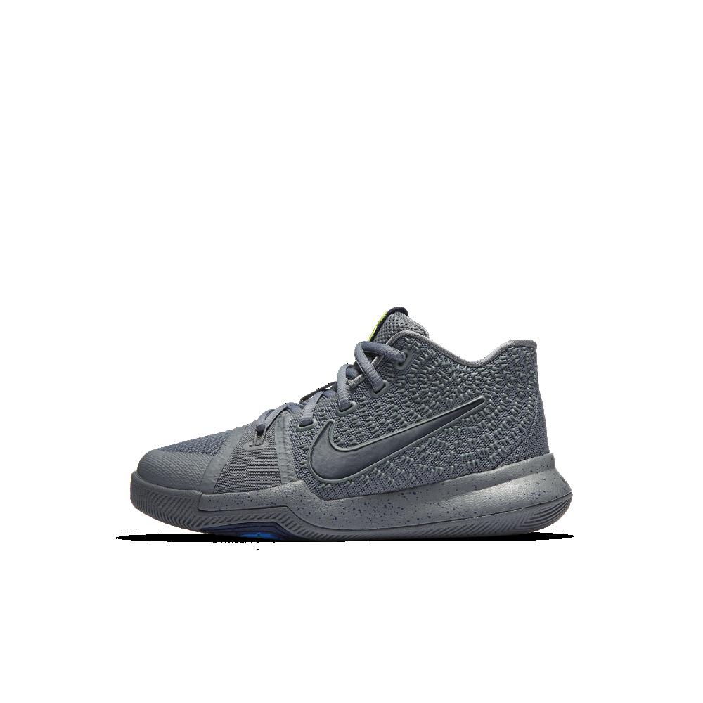 d2ab2cf1c224 ... 50% off nike kyrie 3 little kids basketball shoe size 13c grey  clearance sale b677c