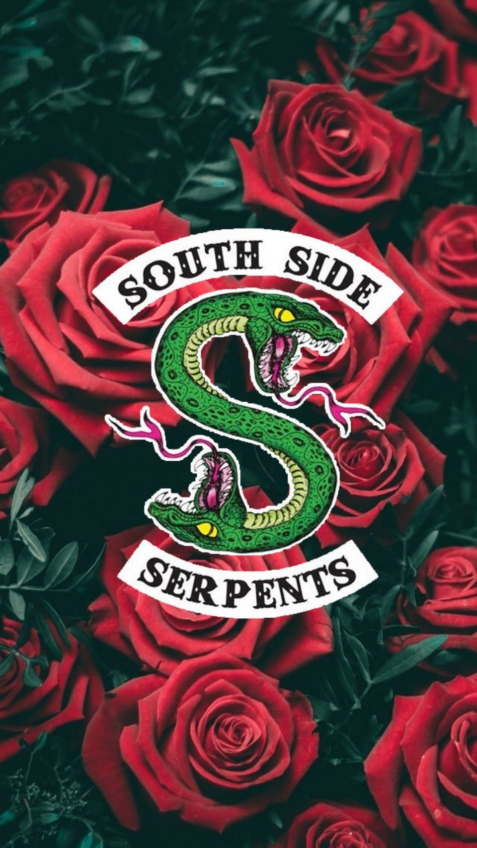 South Side Serpents Lockscreens Riverdale Wallpaper Iphone Riverdale Aesthetic Riverdale Funny