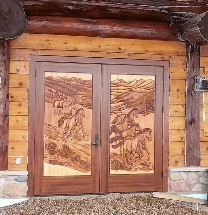 barn doors by Mastercraft and Century Glass in Kamloops Canada. & barn doors by Mastercraft and Century Glass in Kamloops Canada ...