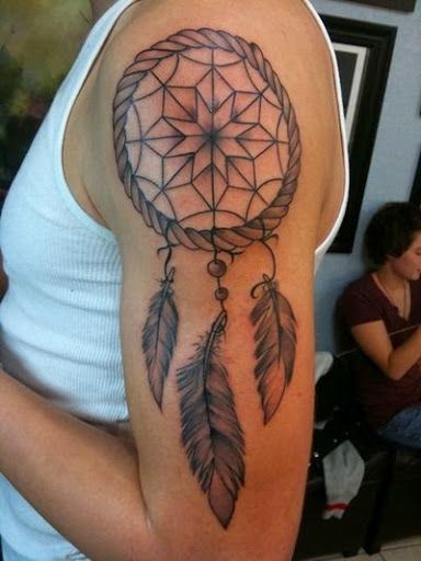 Favori tatouage-attrape-reve-bras-homme.jpg (384×512)   ink   Pinterest  RI85