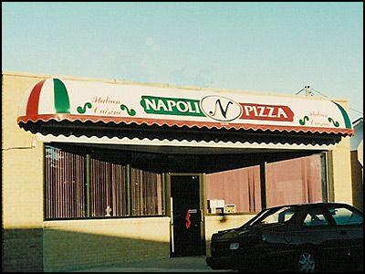 Napoli Restaurant And Pizzeria Burlington Wi