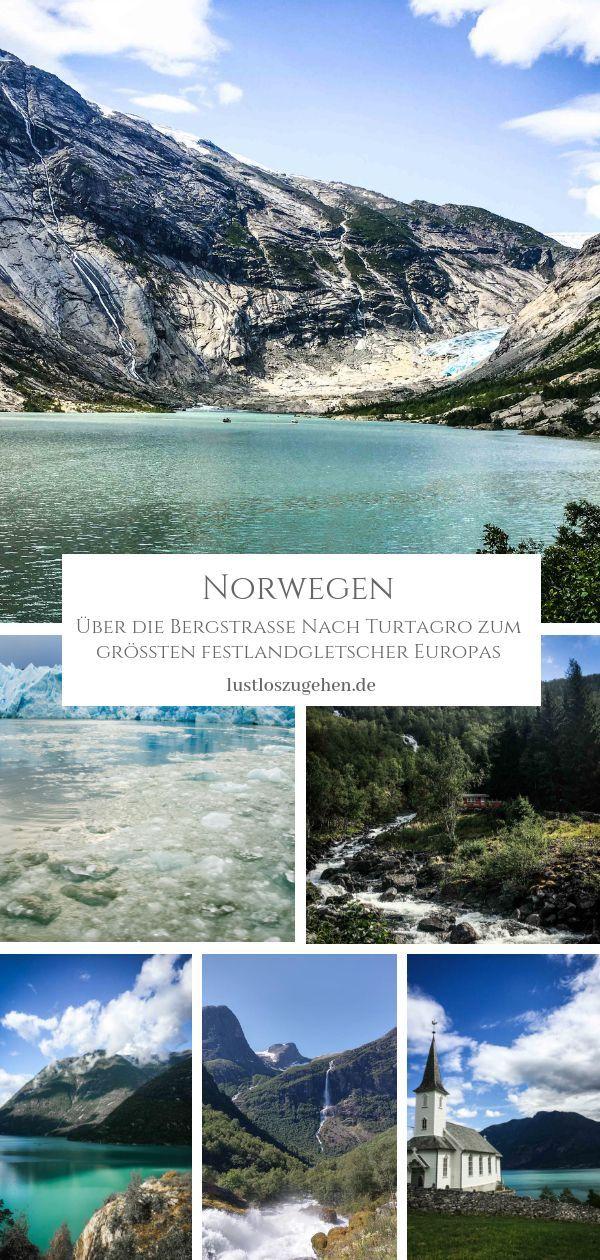 Photo of Jostedalsbreen Nationalpark Norwegen   lustloszugehen.de