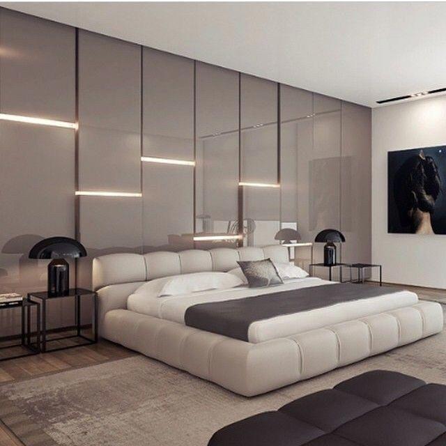 Schlafzimmer Modern Luxus