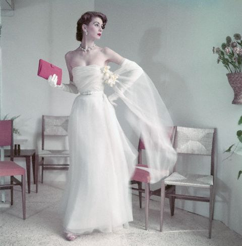 1952 Dior | old school classic styles | Pinterest | Dior, Christian ...