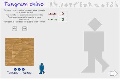 Tangram Chino Oline Juegos De Ingenio Tangram Juegos Chinos