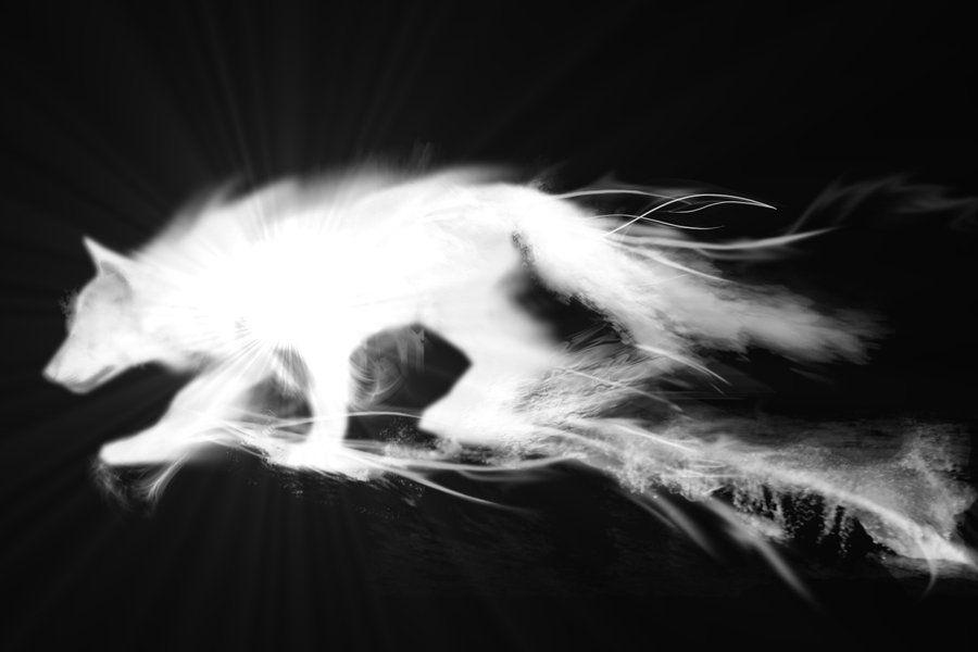 Spectre de loup