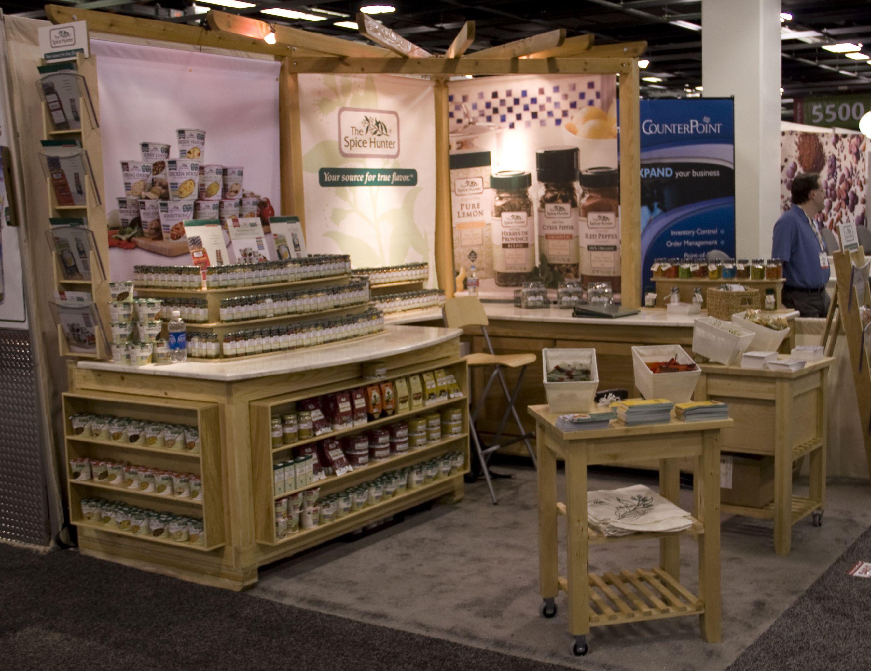 Beaverton Booth decor, Booth design, Trade show