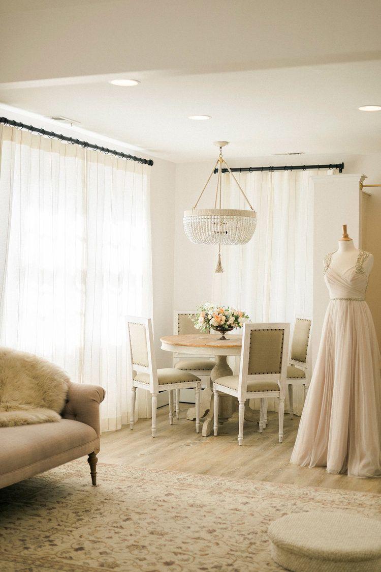 Portfolio — Stephanie Gamble Interiors Bridal boutique