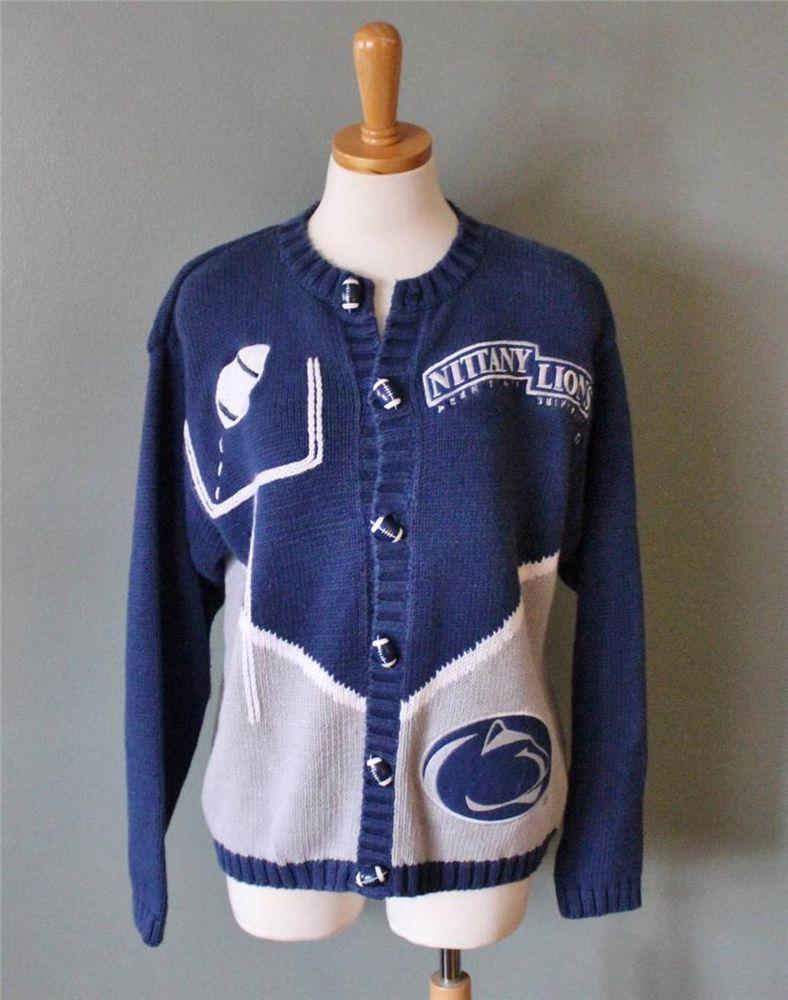 Penn State Football Sweater Men Women S Ugly Christmas Birch Bros