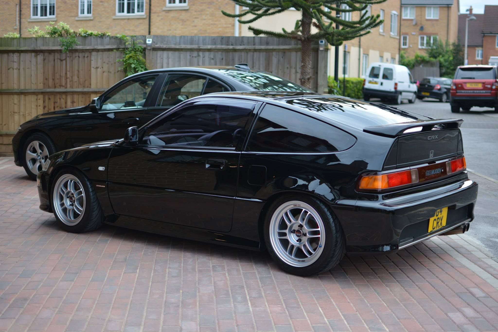 Enkei Wheels Japan Cars Honda Crx Honda และ Vehicles