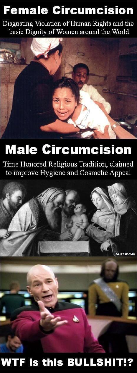 Ban ALL circumcision.  Period.