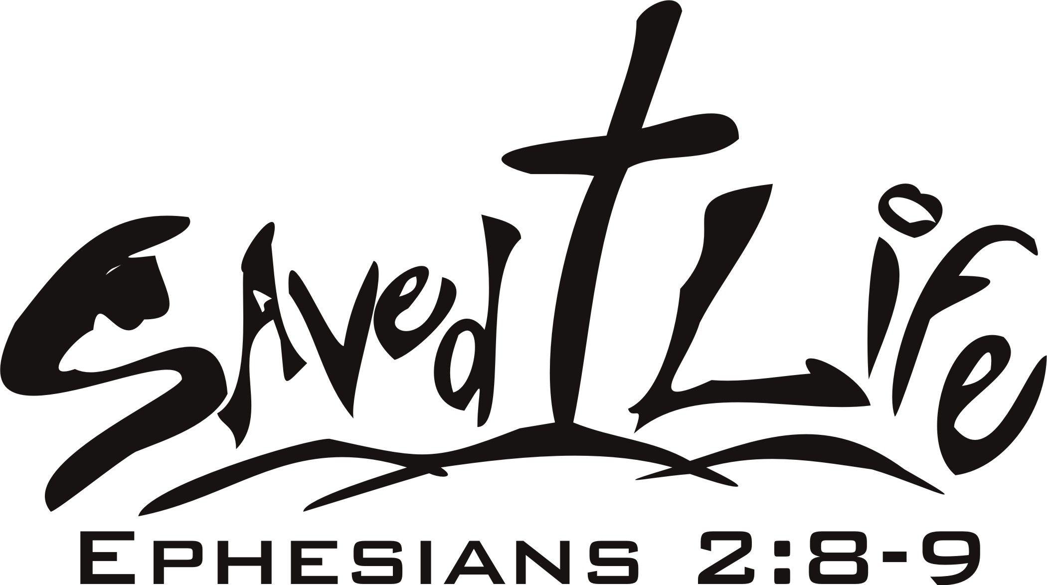 Saved Life Christian Vinyl Decal Christian Car Decals Window Stickers Christian Decals Vinyl Decals [ 1173 x 2100 Pixel ]
