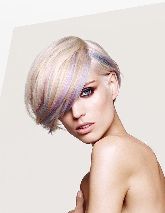 Short Hair Fun Hair Styles Hair Styles 2014 Straight Blonde Hair