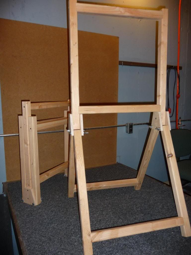 axe throwing target stand. portable target stand - 1911forum axe throwing o