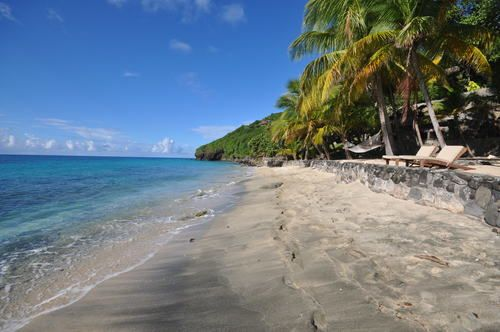 The Beach House at Moonhole Bequia is available for rent