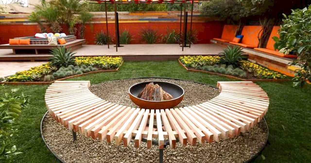 38 Stunning Backyard Design Ideas And Makeover On A Budget ...